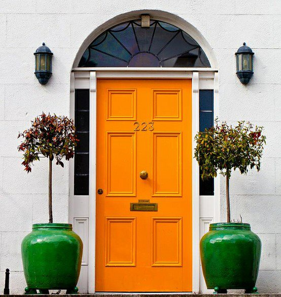 310306_301293423215331_188573281154013_1260686_1460417657_n & Behind the Orange Door | Kim Hoegger Home pezcame.com