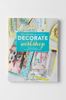 Anthropologie Decorate Workshop