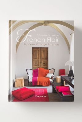 Anthropologie French Flair Book