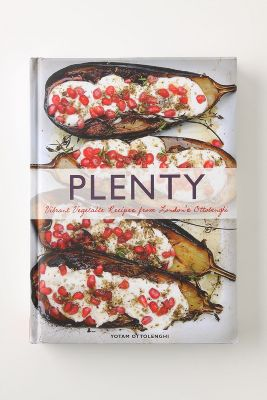 Anthropologie Plenty Cookbook