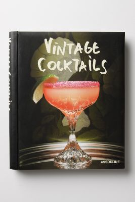Anthropologie Vintage Cocktails