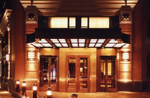 Tribeca Grand Front doors