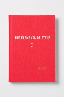 Anthropologie Elements of Style