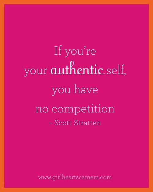 Quote Authentic self